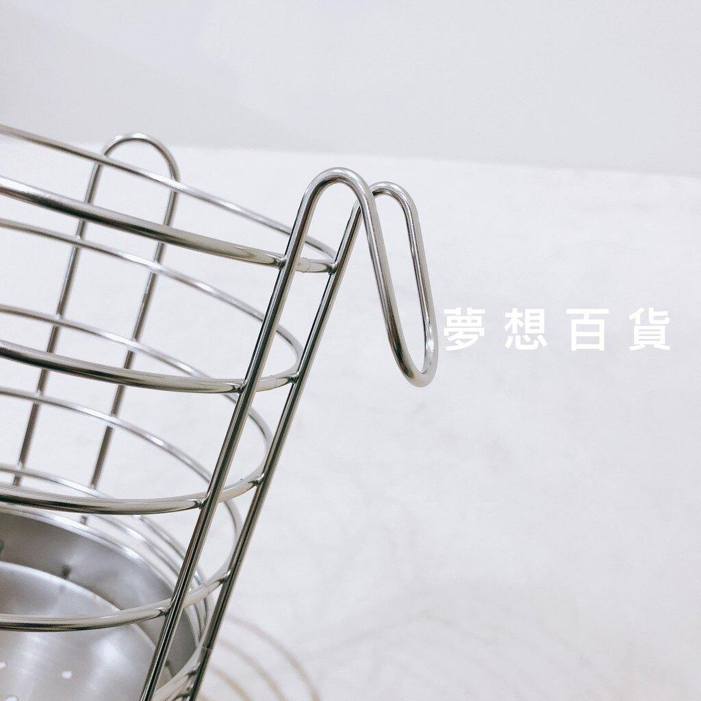 皇家圓型不鏽鋼筷籃 ST-3022 筷架 筷筒 不鏽鋼筷籠 餐具筒(伊凡卡百貨)
