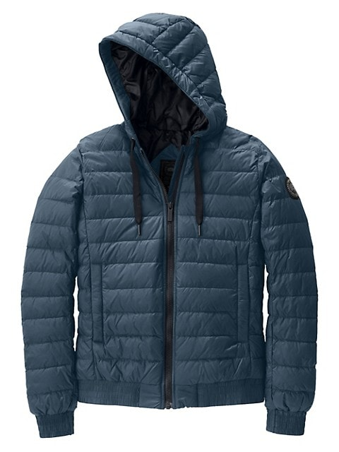 Richmond Down Hooded Jacket