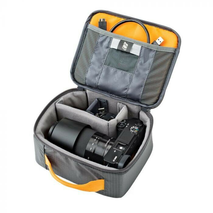 Lowepro GearUp Camera Box Medium (L211) 百納快取微單包 收納包