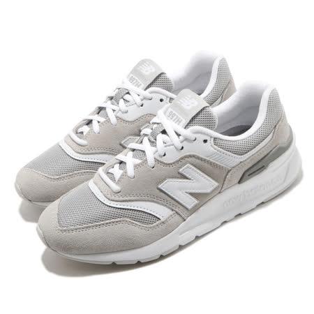 New Balance 休閒鞋 997H 低筒 運動 女鞋 紐巴倫 基本款 簡約 舒適 球鞋 穿搭 灰 白 CW997HCRB CW997HCRB