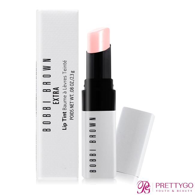 BOBBI BROWN 晶鑽桂馥潤色護唇膏(2.3g)#Bare Pink-國際航空版