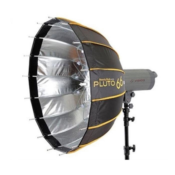 贈卡口轉接環~ HADSAN PLUTO 66 快收雷達罩 美膚罩 (公司貨)Elinchrom
