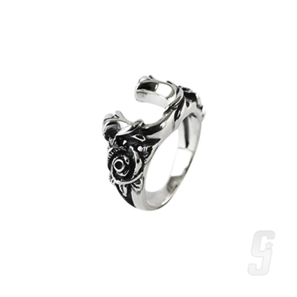 赤軍寶飾-特-戒指661-薔薇戒