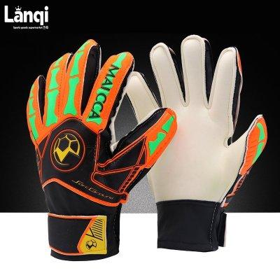 【街角MART】兒童專業守門員手套 足球門將龍門手套 掌控足球球迷手套#體育用品#