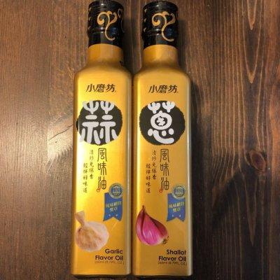 小磨坊 蒜風味油/蔥風味油 260ml