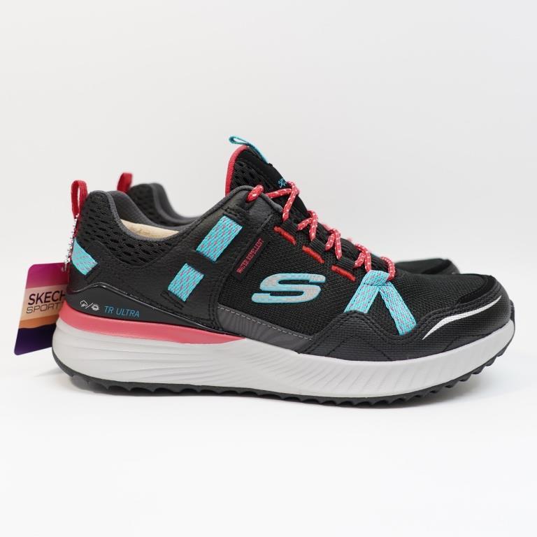 SKECHERS TR ULTRA 女生款 防水 慢跑鞋 149081BKBL 運動鞋 健走鞋 越野鞋