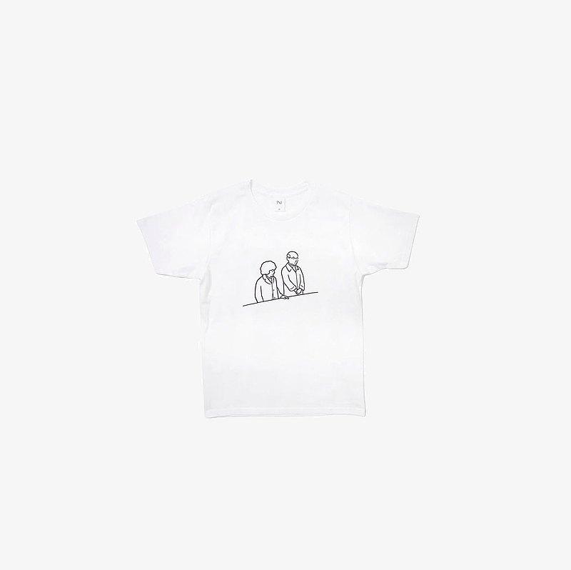 NORITAKE - OLD COUPLE t-shirt