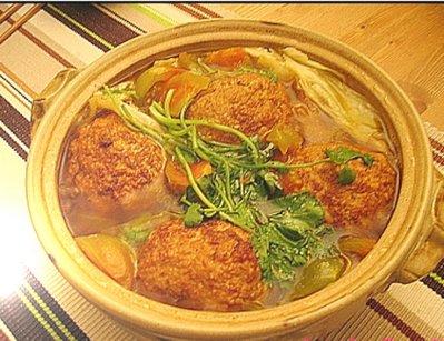 ☆╮雅筑小棧╭☆【揚州紅燒獅子頭 6大顆】年菜第一品牌