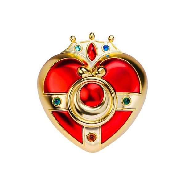 《美少女戰士》行動電源-月光心鑽變身盒