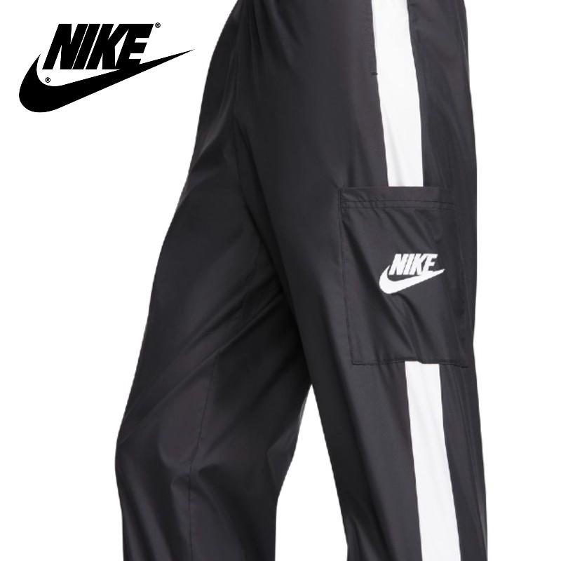 NIKE 梭織 長褲 Sportswear 訓練 女款 / CJ7347-010 / 運動達人