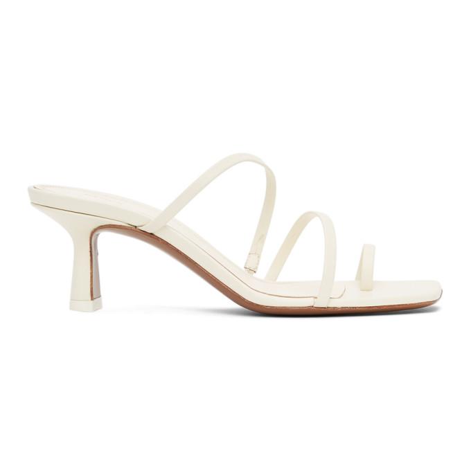 Neous 灰白色 Erandra 凉鞋