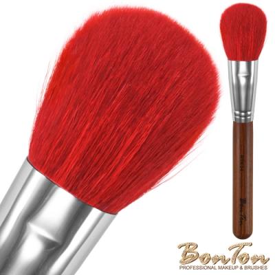 BonTon 原木系列 扁蜜粉/粉餅刷 RTK04 特級尖鋒羊毛
