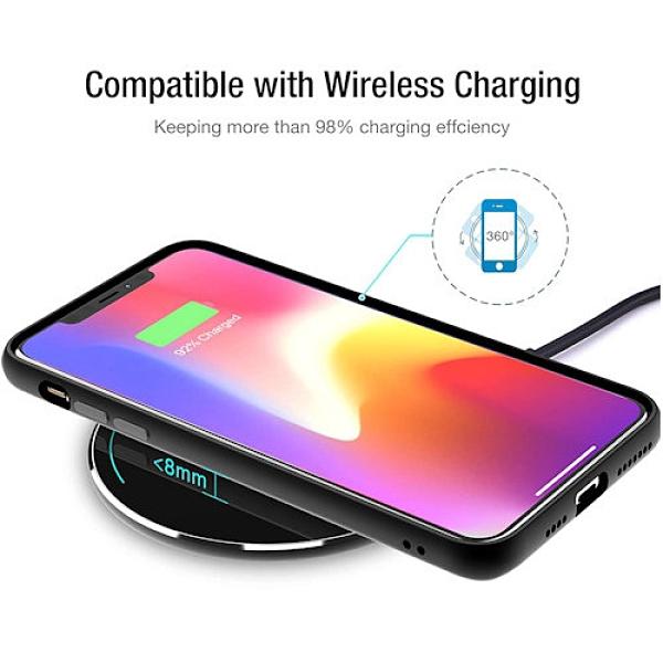 TOZO - iPhone/Galaxy無線充電盤