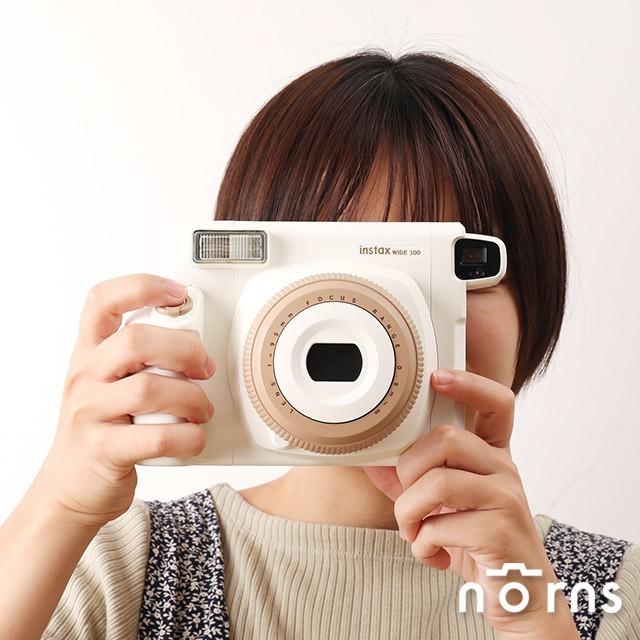 instax wide300 富士拍立得相機 toffee太妃糖- norns 公司貨 保固一年 f