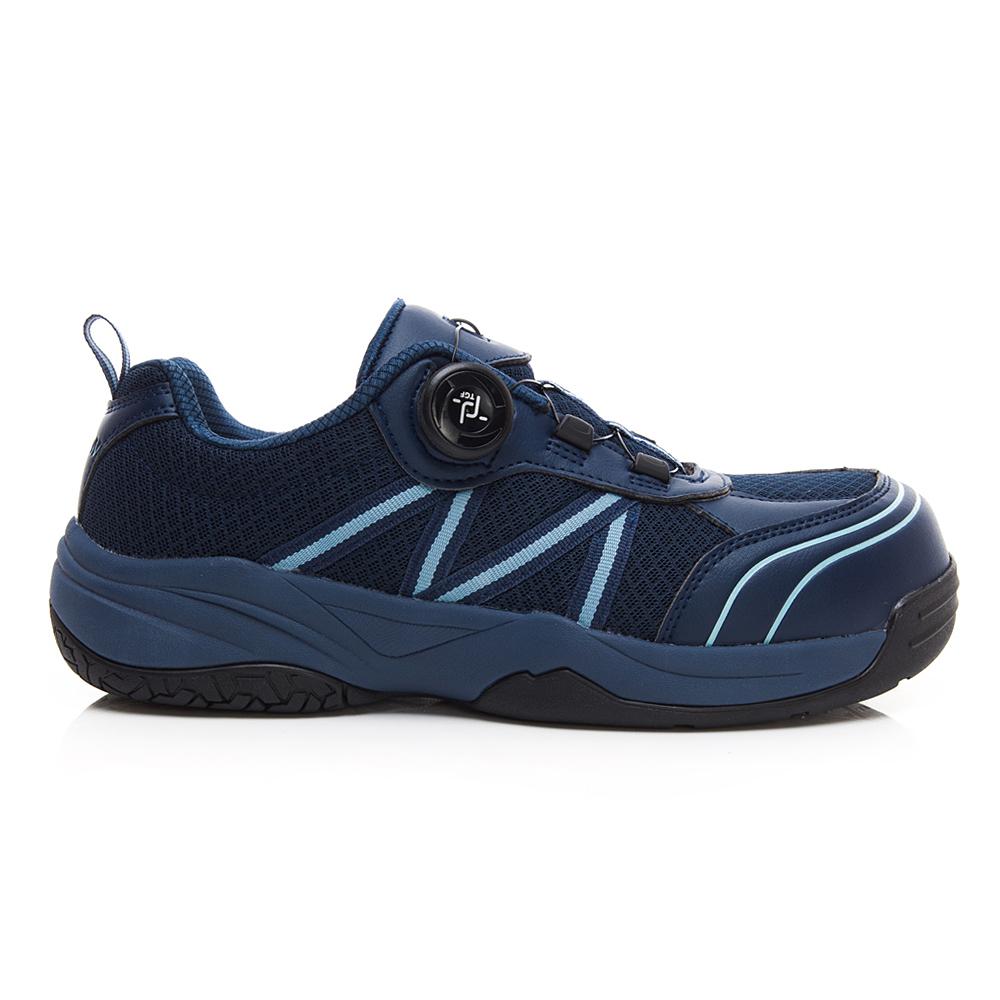 【官網限定-2021精選】旋轉扣 高硬度塑鋼鞋頭 輕量運動鞋(男224613470)
