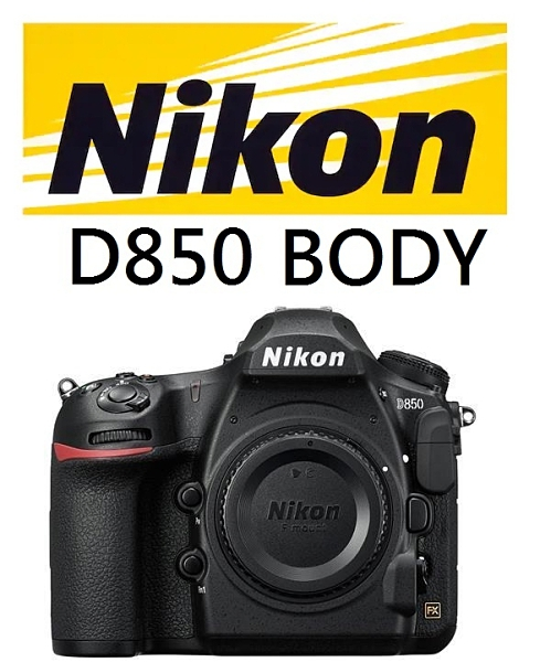 名揚數位 Nikon D850 BODY 單機身 國祥公司貨 (一次付清) 登錄送5000郵政禮金 01/31止