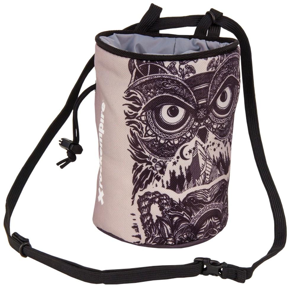 捷克 Rock Empire Chalk Bag Owl 貓頭鷹碳酸鎂粉袋 VSC015