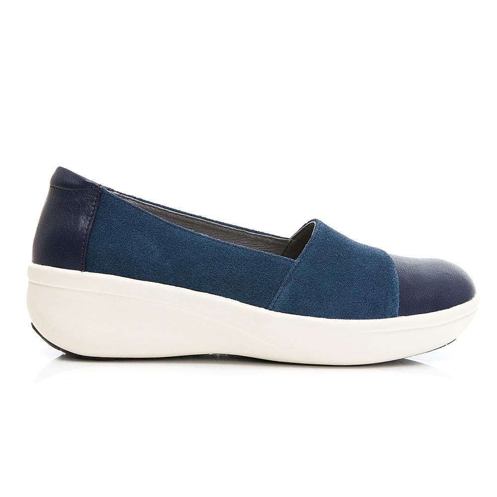 【官網限定-2021精選】輕量氣墊低跟鞋 休閒鞋(225025975)