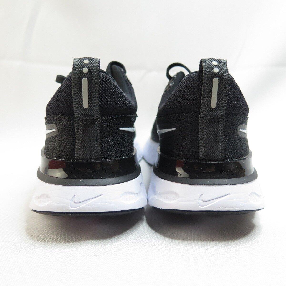 NIKE REACT INFINITY RUN FK 2 女款 慢跑鞋 CT2423002 黑【iSport愛運動】