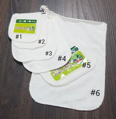 ☆°萊亞生活館 ° 滷包布袋-中藥棉布袋【#2號袋 中 】100入/包 台灣製造 100%棉(有彈性棉布)