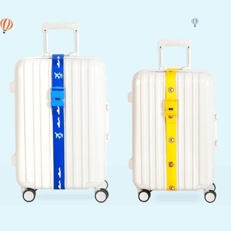 行李箱打包帶密碼鎖
