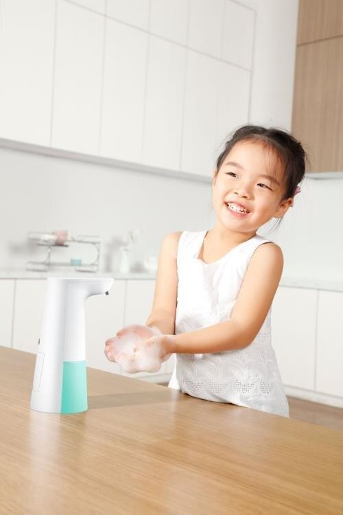 自動感應泡沫洗手機自動感應泡沫皂液消毒殺菌皂液機洗手清潔感應泡沫機 年終慶典Sale搶殺價