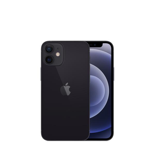 iPhone 12 mini 64GB 黑色 - Apple - MGDX3