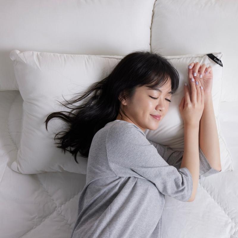 輕盈柔軟壓縮枕(2入)