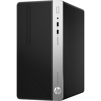 HP 桌上電腦 400G6 MT/i5-9500/8GB/256G+1TB/DVDRW/W10P/310W
