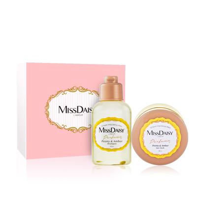 [超值加購] MISSDAISY 香氛洗護旅行組(牡丹與白琥珀)