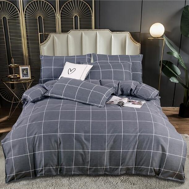 床罩床包四件組 床單四件套全棉棉質床上用品被子被套被單人宿舍三件套 進店領券
