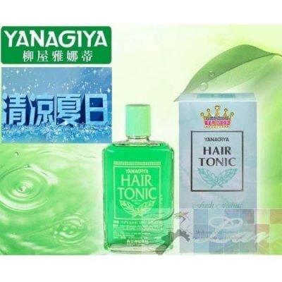 柳屋YANAGIYA 雅娜蒂 髮根營養液 美髮液 / 美髮水 240ml=360元~公司貨公司標可自取
