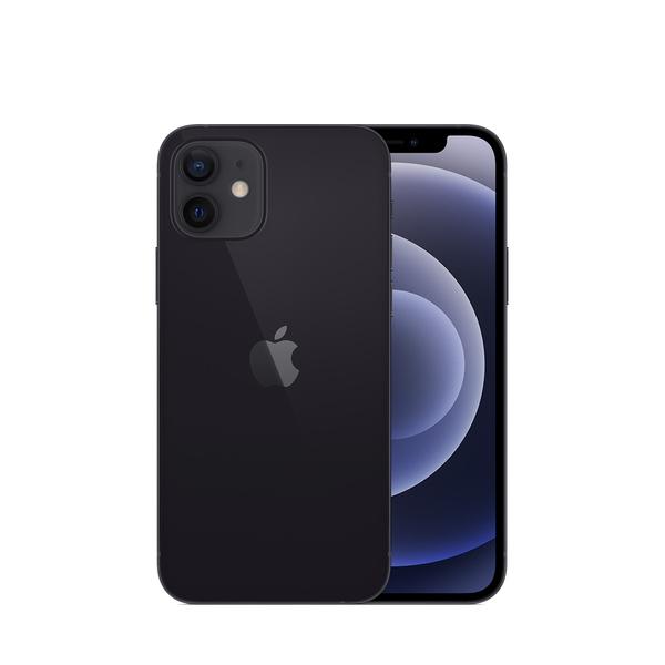 iPhone 12 128GB 黑色 (分期付款) - Apple - MGJA3