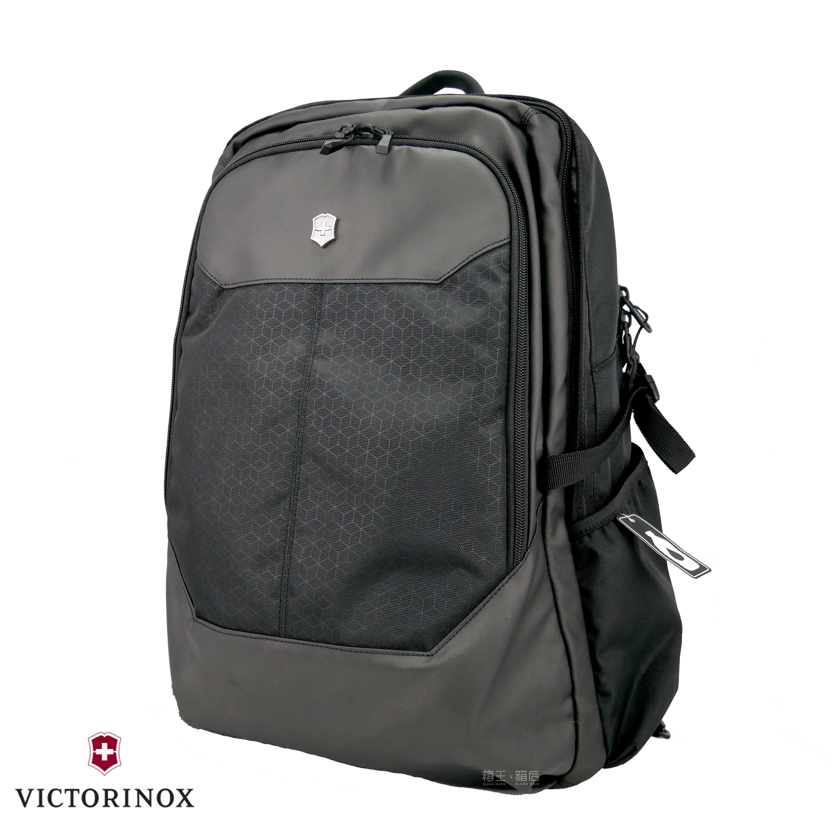 VICTORINOX 瑞士維氏 16吋電腦後背包 平板後背包 可插拉桿後背包 商務包 雙肩後背包 TRGE-606733