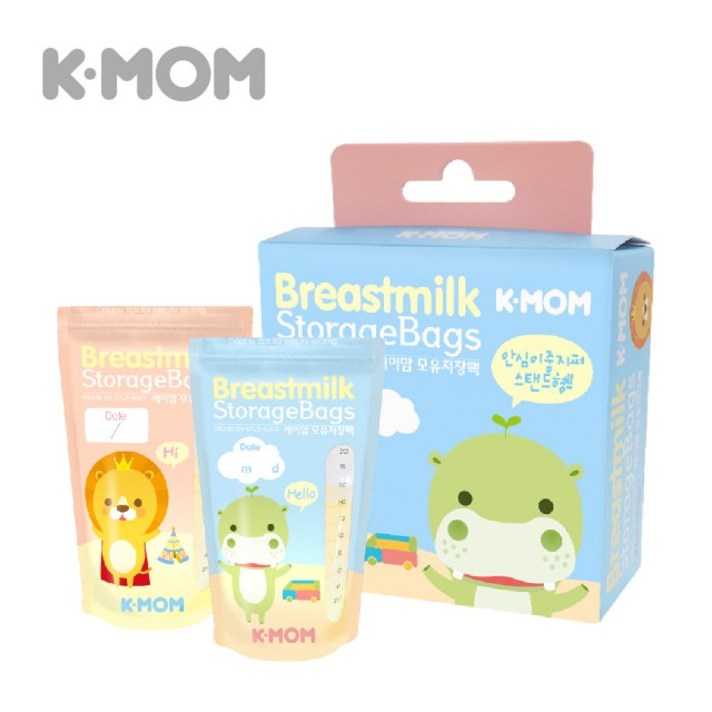 Mother-K 站立式母乳袋 (50入)