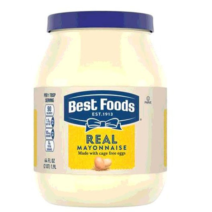 Best Foods 美乃滋 1.9公升 W26584