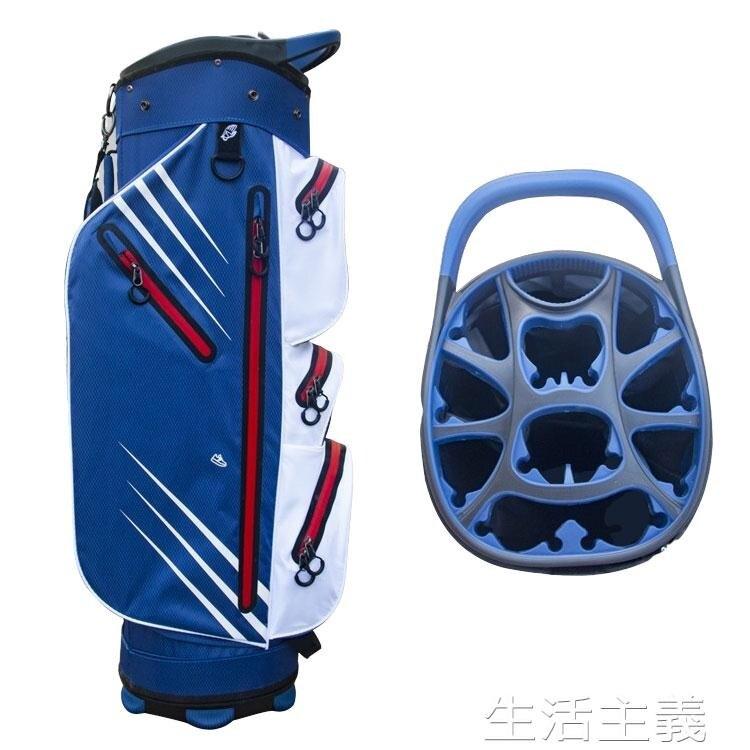 高爾夫球包 高爾夫球包男女款輕便超輕 2.3KG 防水尼龍布14-15孔獨立卡扣防撞