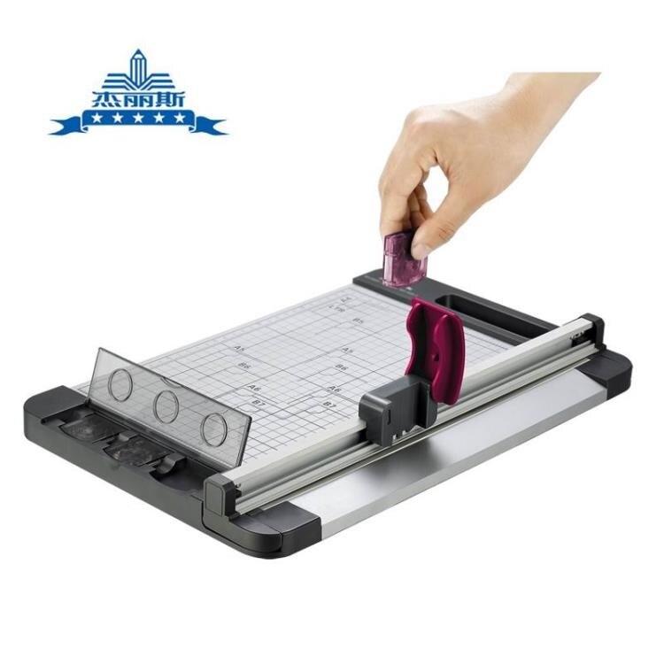 切紙機 裁紙機TM-20多功能相片切紙器a4手動滾輪滑輪虛線壓痕機 DF