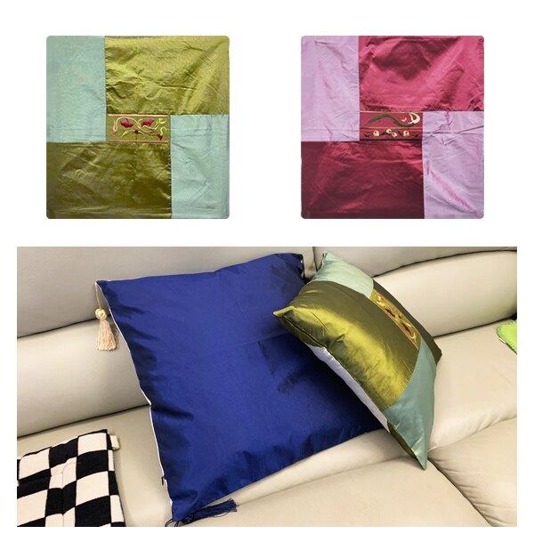中國風枕頭套 枕頭保護套 枕套枕巾居家裝飾 贈品禮品