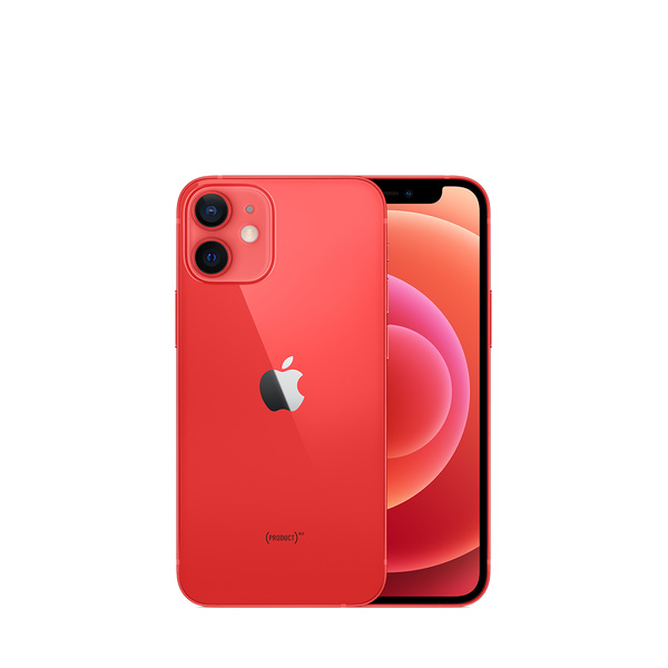 iPhone 12 mini 256GB (PRODUCT)RED™ - Apple - MGEC3