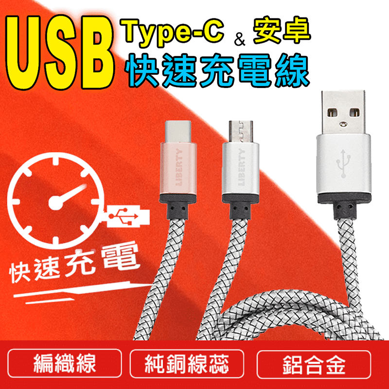 N Dr.AV聖岡科技 USB-533 3.1A USB三孔極速充電器、充電頭(2 條)