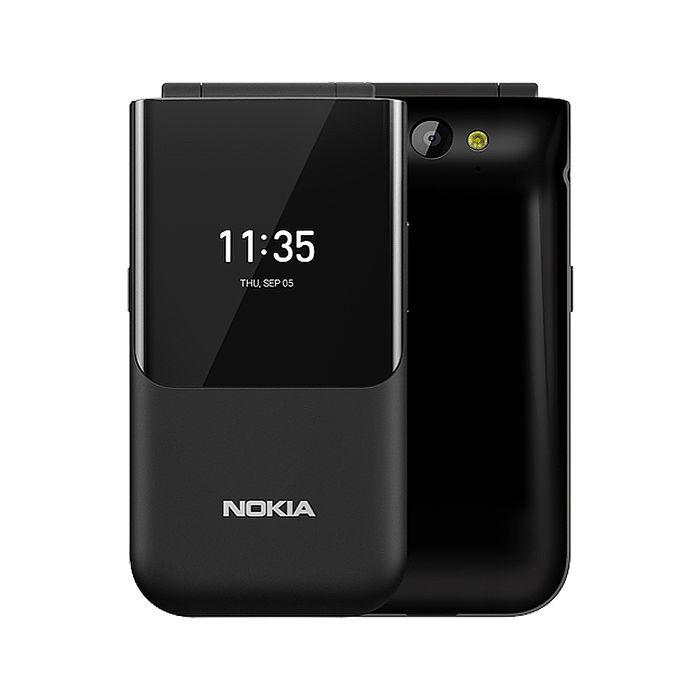 NOKIA 2720 Flip (512MB/4GB)黑色