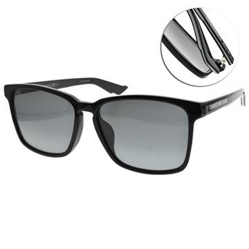 DIOR 太陽眼鏡 設計大方框款(黑) #DIORB24.2F 8079O