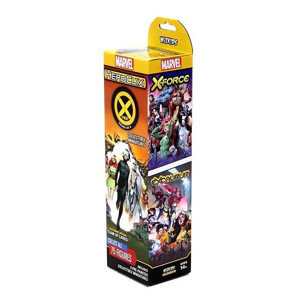 『高雄龐奇桌遊』 反轉英雄 漫威宇宙 X皇室 系列補充條 單條 HEROCLIX 正版桌上遊戲專賣店