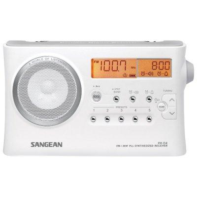 【電器宅急便】SANGEAN 山進 二波段數位式收音機 PRD4 / PR-D4P
