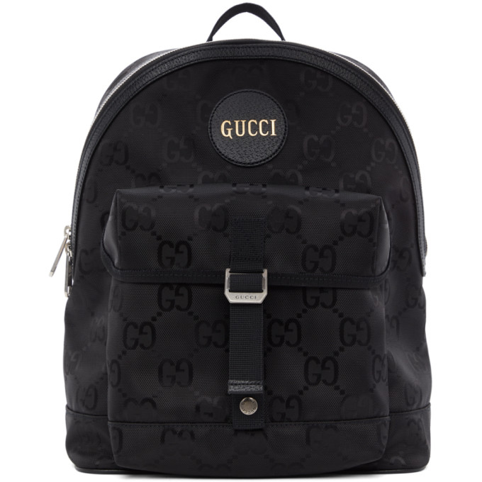 Gucci 黑色 Off The Grid 系列双肩包