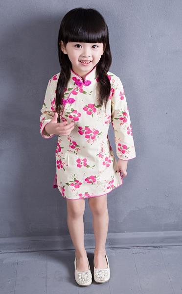 歲末清倉~時尚可愛寶寶旗袍紗裙11 喜氣洋裝 兒童過年服裝 禮服(大集合)