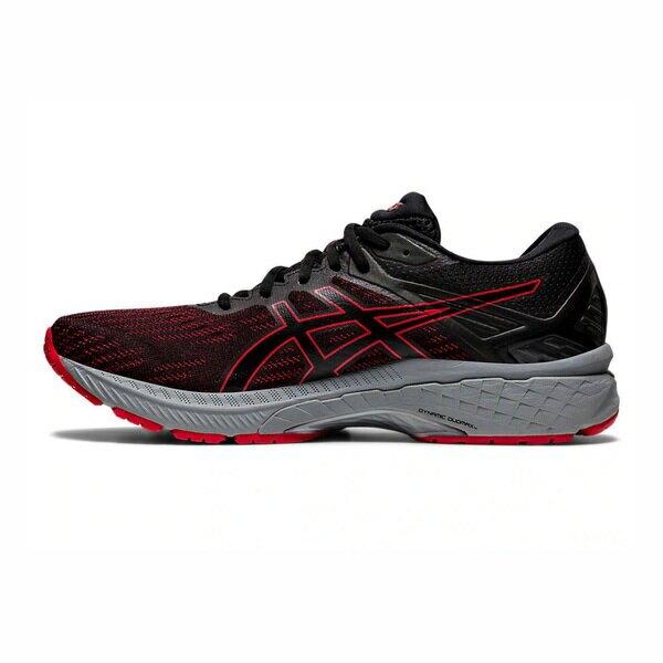 Asics Gt-2000 9 [1011A983-005] 男鞋 運動 慢跑 路跑 健身 避震 透氣 亞瑟士 黑 紅