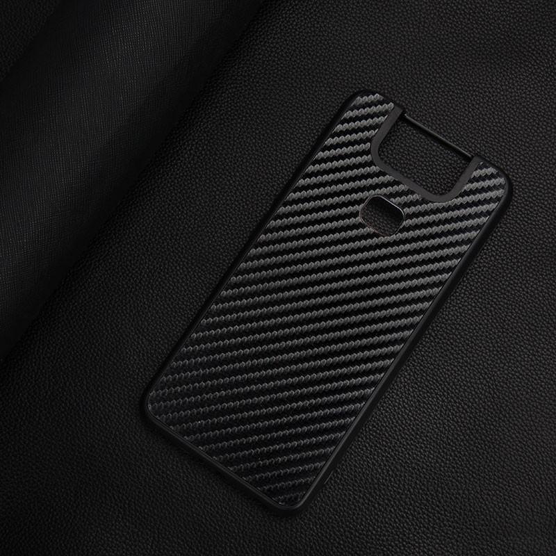 現貨 保護殼 適用Asus華碩Zenfone6手機殼碳纖維全包ZS630KL防摔保護套硅膠殼