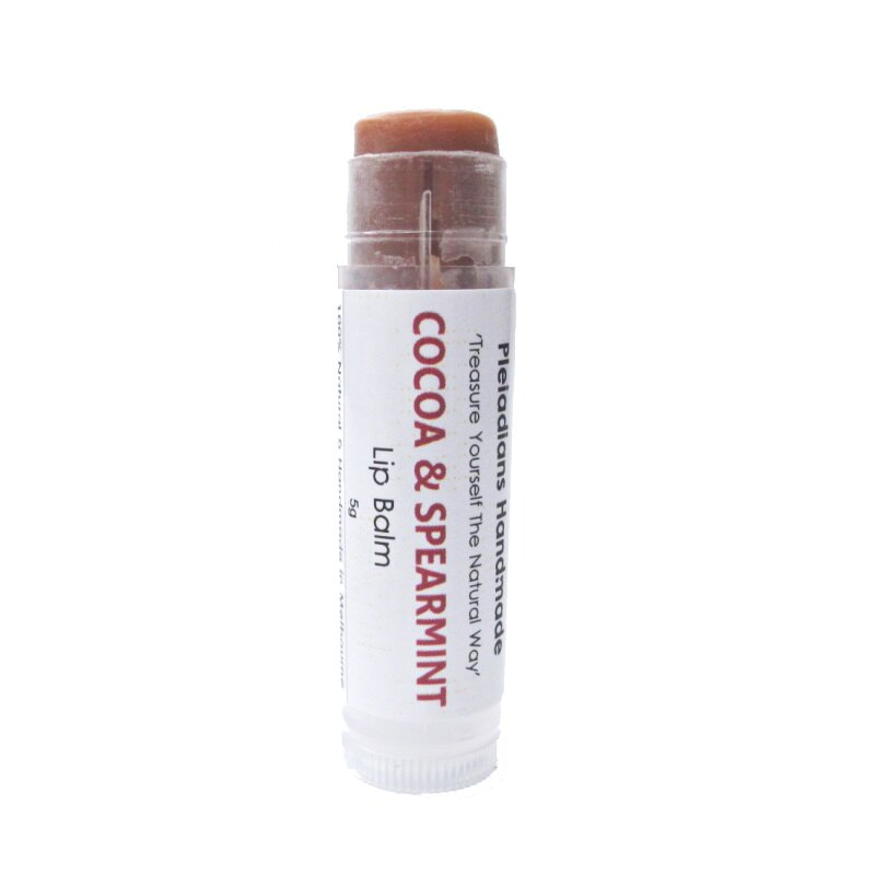 薄荷巧克力護唇膏5g Cocoa & Spearmint Lip Balm